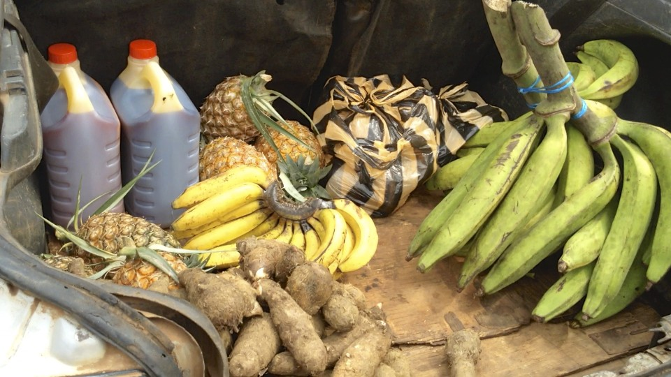 Cameroon foods