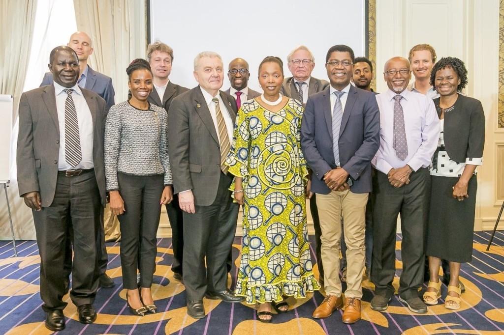 NEF Scientific Program Committee in Nairobi 2019